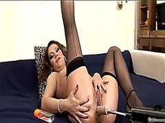 Leanna fucked rough by...