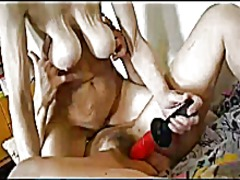 Lesbians grannies with... from Xhamster