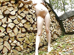 She needs wood badly