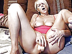 Hot older blonde milf ... from Xhamster