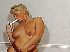 Xhamster - Mature milf strips and...