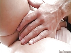 Deep penetration for babe from Ah-Me