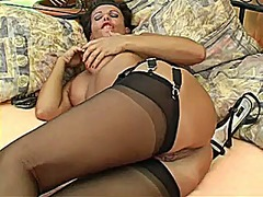 Xhamster - Nylon model eve - play...