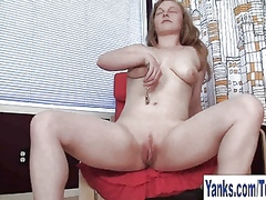Hot Lili Teasing With ...