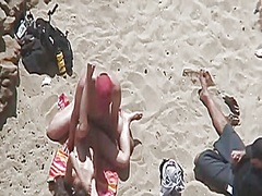 AmateursSex on the Beach from Private Home Clips