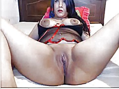 Webcam brunette pussy from Xhamster
