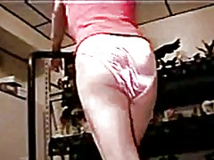 Pantie workout from Xhamster