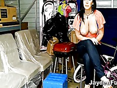 Jayden jaymes's flirty...