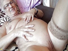 Granny #1 from Xhamster