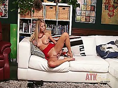 Blonde exotic mandy ar... from Wetplace
