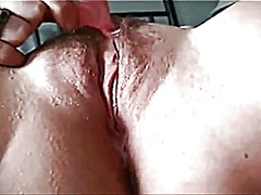 Close up masturbation ...