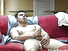 Muscular Straight Guy ... from Vporn