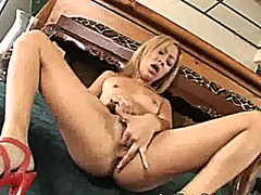 Small tit honey shoves... from Xhamster