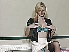 British blonde karolin... from Xhamster