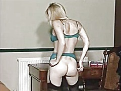 Xhamster - British blonde karolin...