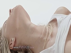 Blonde angel enjoying ... from IcePorn
