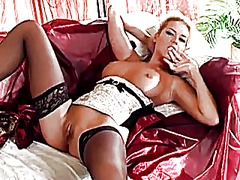Sexy blonde glamour ba... from Keez Movies