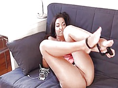 Pussy fully opened for... from IcePorn