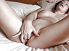 Wife masturbating from Xhamster