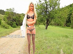 Outdoor stripping with...