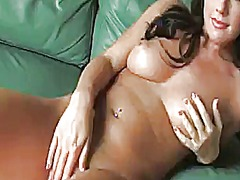 Bella cole touches her... from Wetplace