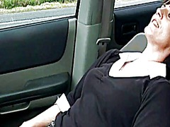 Horny mom stopped car ... from Xhamster