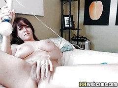 Fat pussy brunette mas... from IcePorn