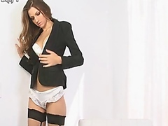 Eufrat Plays with her ...
