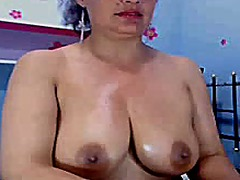 Busty mature from Xhamster
