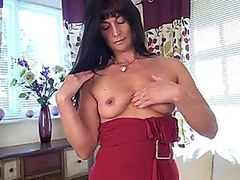 First time porn mom fu...
