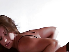 Solo Amber Sym gets ho... from Vporn