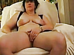 Older Monica masturbat... from Private Home Clips