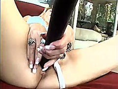 Mature woman working h...