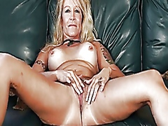 blonde mature from Vporn