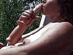 Xhamster - A plump red head slut ...