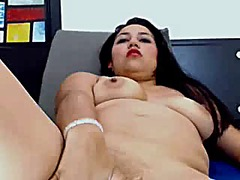 Busty lady from Xhamster
