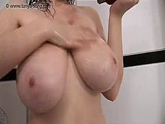 Tanya song in the shower