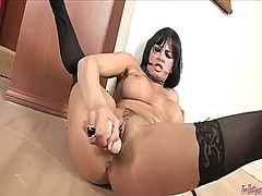 Tory lane demonstrates...