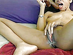 Black creamy pussy 455 from Xhamster