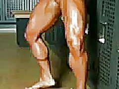 Muscular woman shows o... from AlotPorn
