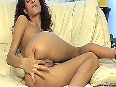 Leanna sweet does stri...