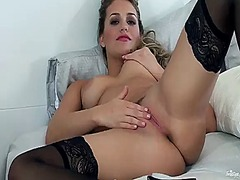 Mia malkova strips to ... from Wetplace