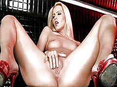 Blonde pornstar sophie... from Wetplace