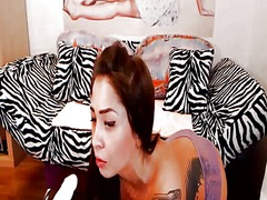 Sexy latina tattoo bab... from Ah-Me