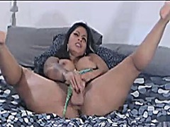 Spicy j - dildo 4 from Xhamster