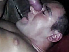 Mad self schlong engul... from Private Home Clips