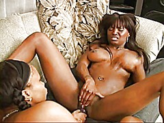 Black gay girls lickin...