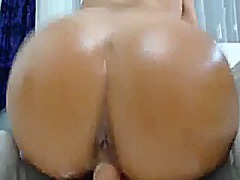 Xhamster - Dildo + creamy = squirt