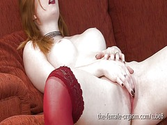 Hot natural redhead ma... from Tube8