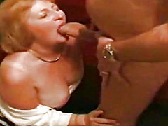 Private Home Clips - Aged granny wife plays...